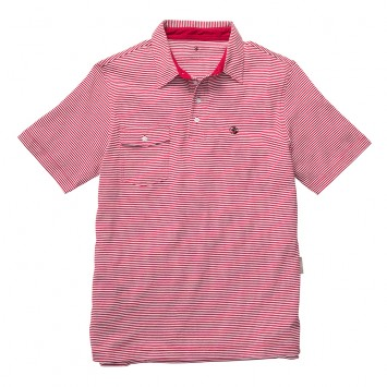 Tourney Shirt - Red Stripe